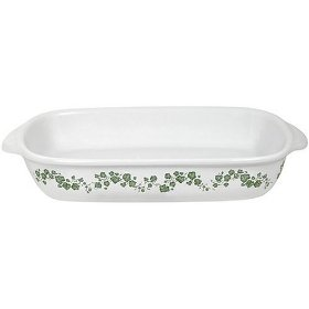 "CORELLE 9""x13"" Bake and Serve Bake Dish, Callaway"