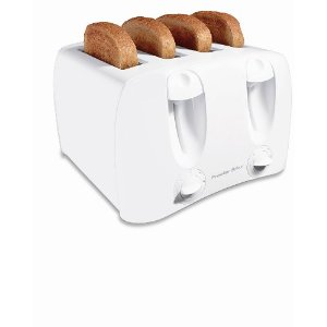 PROCTOR SILEX 4-Slice Cool-Touch Toaster