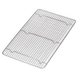 UPDATE INTERNATIONAL Full Size Chrome Plated Wire Pan Grate