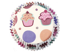 WILTON Be My Cupcake Baking Cups, Pack of 75