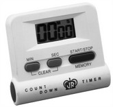 JOHNSON ROSE Loud-Beep Digital Electronic Timer - Up to 99 Minutes