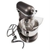 KITCHENAID Professional 600 Series 6-Quart Stand Mixer, Pearl Metallic