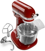 KITCHENAID Stand Mixer Pro 500 Series, Red