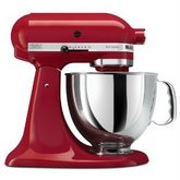 KITCHENAID 5-Quart Stand Mixer - Empire Red