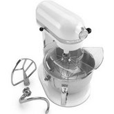 KITCHENAID Professional 600 Series 6-Quart Stand Mixer, Meringue