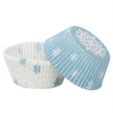 MARTHA STEWART Standard Baking Cups - Pack of 48 - Winter Wonder
