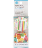 MARTHA STEWART Mini Baking Cups - Pack of 96 - Modern Festive