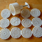 OTHER BRANDS Monncake Mold 200 G 11 Patterns