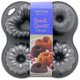 NORDICWARE Platinum Collection Cast Aluminum Non-Stick Tartlet Bundt Pan