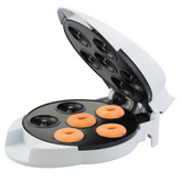 SMART PLANET White Mini Donut Maker