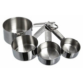 THUNDER GROUP Stainless Measuring Cup Set