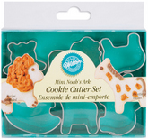 WILTON Cookie Cutter Animal Shape - Set of 6