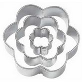 WILTON Flower Cut Outs