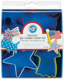 WILTON Cookie Cutter - Set of 4